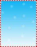 Fondo del Web del bastón de caramelo Imagen de archivo