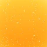 Fondo del zumo de naranja Foto de archivo