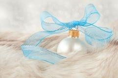 Fondo delicato di Natale. Immagine Stock