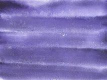 Fondo dell'acquerello con struttura di carta Fotografia Stock Libera da Diritti