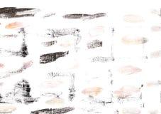 Fondo dell'acquerello dell'estratto della polvere di bambino Immagini Stock Libere da Diritti