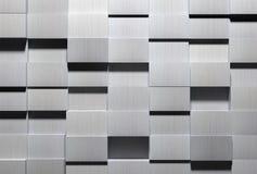 Fondo dell'alluminio di alta tecnologia Immagine Stock Libera da Diritti