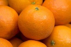 Fondo dell'arancia del mandarino del mandarino Fotografia Stock Libera da Diritti
