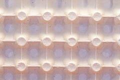 Fondo dell'estratto del contenitore dell'uovo Immagini Stock Libere da Diritti