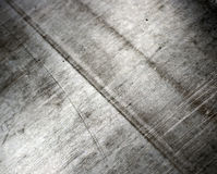Fondo dell'estratto del metallo della latta dello strato Fotografia Stock Libera da Diritti