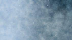 Fondo dell'estratto del paese delle meraviglie di inverno Animazione senza cuciture di tema di natale del ciclo archivi video