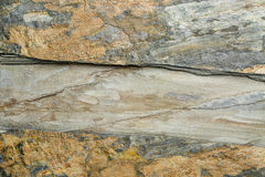 Fondo dell'estratto della roccia dell'ardesia Fotografie Stock Libere da Diritti