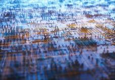 fondo dell'estratto della struttura 3D Fotografie Stock Libere da Diritti