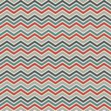 Fondo dell'estratto di Chevron Retro modello senza cuciture con l'ornamento geometrico classico Linee orizzontali carta da parati illustrazione di stock