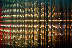 Fondo dell'estratto di colore LED della miscela Fotografie Stock