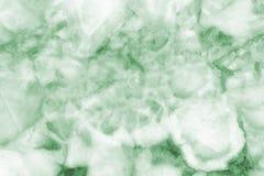 Fondo dell'estratto di struttura del modello/superficie di marmo verdi di struttura della pietra di marmo dalla natura Immagine Stock Libera da Diritti