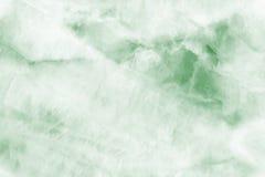 Fondo dell'estratto di struttura del modello/superficie di marmo verdi di struttura della pietra di marmo dalla natura Fotografia Stock