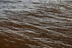 Fondo dell'estratto di struttura dell'acqua Fotografia Stock