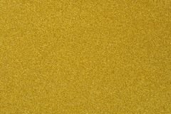 Fondo dell'oro Festivo decorativo di scintillio per progettazione immagine stock libera da diritti