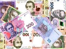 Fondo della banconota Fotografia Stock Libera da Diritti