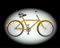 Fondo della bicicletta Fotografia Stock Libera da Diritti