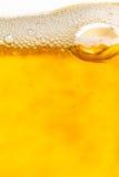 Fondo della birra Fotografie Stock Libere da Diritti
