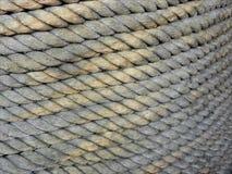 Fondo della corda Fotografia Stock