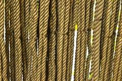 Fondo della corda Fotografie Stock