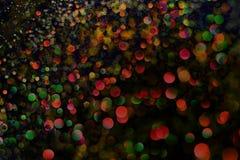 Fondo della decorazione di colore di splendore dell'estratto di struttura di scintillio fotografie stock