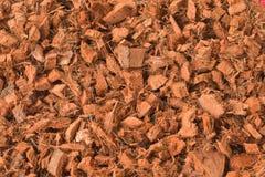 Fondo della fibra dello spathe della noce di cocco Fotografia Stock