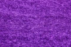 Fondo della fibra di struttura della lana Fotografia Stock