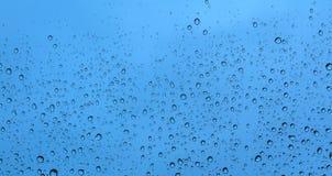 Fondo della gocciolina di acqua Fotografia Stock