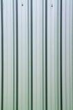 Fondo della lamina di metallo della parete Immagini Stock Libere da Diritti