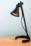 Fondo della lampada dell'ufficio fotografia stock libera da diritti