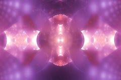 Fondo della luce intensa di Abstact Immagini Stock