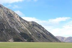 Fondo della montagna Fotografie Stock