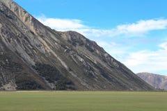 Fondo della montagna Fotografia Stock Libera da Diritti