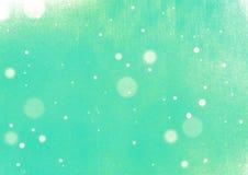 Fondo della neve di lerciume di Natale Fotografie Stock