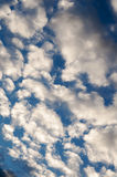 Fondo della nuvola Fotografia Stock Libera da Diritti