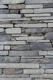 Fondo della parete dell'ardesia Immagine Stock