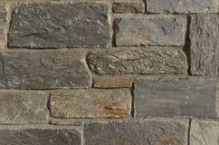 Fondo della parete della roccia Immagini Stock Libere da Diritti