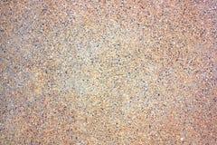 Fondo della parete della sabbia Fotografia Stock