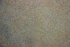 Fondo della parete della sabbia Immagini Stock Libere da Diritti