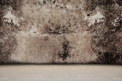 Fondo della parete di lerciume Immagini Stock Libere da Diritti