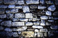 Fondo della parete di lerciume ed elemento di struttura Immagini Stock Libere da Diritti