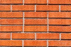 Fondo della parete di mattoni Immagine Stock Libera da Diritti