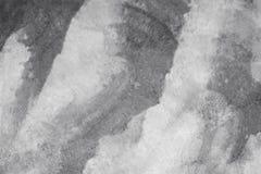 Fondo della parete di pietra, struttura grigia della roccia nel modello naturale Fotografia Stock