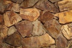 Fondo della parete di pietra, struttura della roccia nel modello naturale Immagini Stock