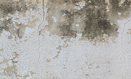 Fondo della parete sbucciata della pittura, struttura, materiale di superficie Fotografie Stock Libere da Diritti