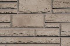 Fondo della parete Tiled Elemento di disegno contesto di struttura Decorazione interna immagini stock libere da diritti