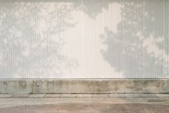 Fondo della parete della via, fondo industriale, urba vuoto di lerciume fotografia stock libera da diritti