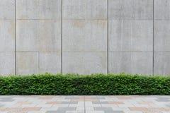 Fondo della parete della via, fondo industriale, urba vuoto di lerciume fotografie stock