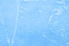 Fondo della pista di pattinaggio sul ghiaccio dopo un concorso pattinante Fotografie Stock Libere da Diritti