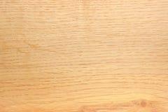 Fondo della plancia di colore chiaro della quercia Fotografia Stock