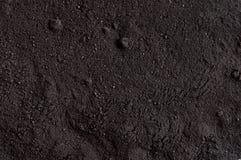 Fondo della polvere nera Immagine Stock